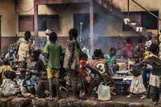 Bentrok Bersenjata di Afrika Tengah Tingkatkan Jumlah Pengungsi