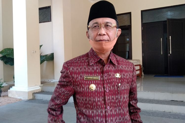 Walikota Mataram, H. Ahyar Abduh
