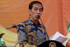 Jokowi Serukan Perdamaian pada Perayaan Natal Nasional