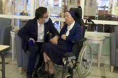 Manusia Tertua Kedua di Dunia Sembuh dari Penyakit Covid-19, Berharap Bisa Rayakan Ultah Ke-117