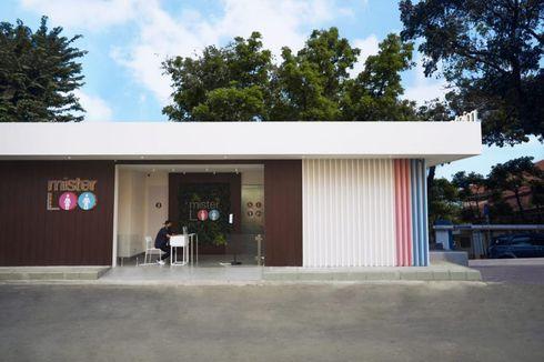 [POPULER PROPERTI] Toilet Ala Hotel Bintang Lima Hadir di Pasar Modern BSD City, Tarif Dipatok Rp 2.000