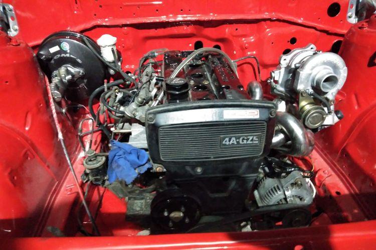 Modifikasi mobil Daihatsu Charmant garapan Hendro HC