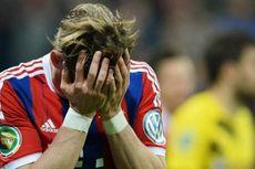 Dua Penendang Penalti Terpeleset, Bayern Disingkirkan Dortmund