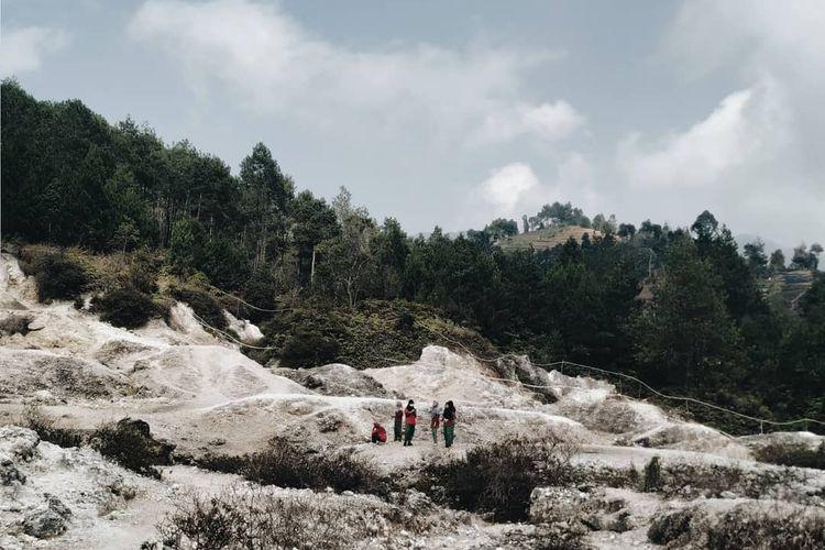 Kawah Karaha Bodas, Tasikmalaya