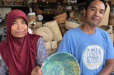 Plastik Kembali di Pulau Lombok, Olah Sampah Jadi Produk Seharga Jutaan Rupiah
