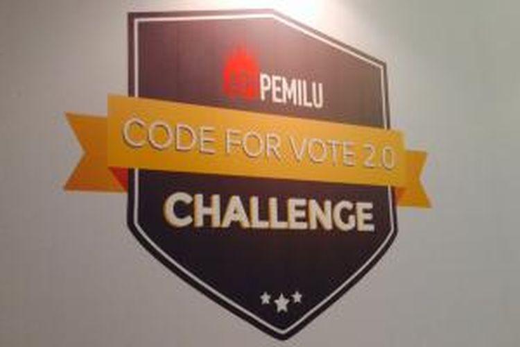 Kompetisi pembuatan aplikasi Pemilu Code for Vote 2.0