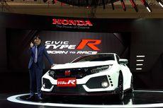 Rekam Jejak Type R pada Honda Civic