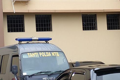 Diduga Bantu Tersangka Narkoba Kabur, Oknum Anggota Polda NTB Ditahan
