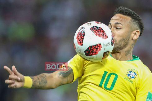 Copot Ban Kapten Neymar, Timnas Brasil Bisa Korbankan Keseimbangan