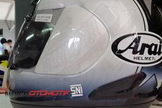 Ini Dasar Hukum Wajib Pakai Helm SNI buat Pemotor