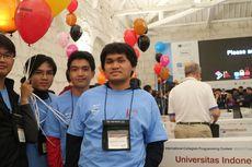 Bangga, UI Sejajar Harvard & Standford di Kompetisi Programming Dunia!