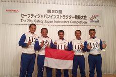 Instruktur Keselamatan Berkendara Indonesia Jadi Jawara di Jepang