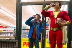 Trailer Shazam! Bakal Diputar Perdana di San Diego Comic-Con