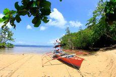 Yuk Tengok Tengkorak Liang Tembong di Pantai Tangganga