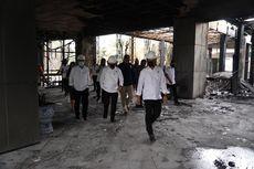 Polisi Sebut Banyak CCTV Ikut Rusak Akibat Kebakaran di Kejagung