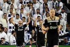 Liga Champions, Ajax Punya Kenangan Manis Usai Singkirkan Juara Bertahan