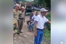Viral Bakal Calon Bupati Kendal Marah-marah ke Satpol PP Saat Baliho Bergambar Dirinya Dicopot