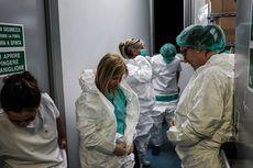 Stok APD Menipis, Staf Medis di Inggris dan Spanyol Pakai Kantong Sampah untuk Baju Pelindung