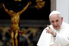Paus Fransiskus Kecam Kebiasaan Membuang Makanan