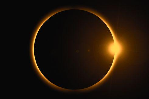 Detik-detik Jelang Gerhana Matahari Cincin, Ini Link, Daftar Wilayah yang Bisa Menyaksikan, dan Kapan Terjadi Lagi?