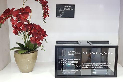 Samsung Sediakan Layanan Antar Jemput untuk Servis Ponsel