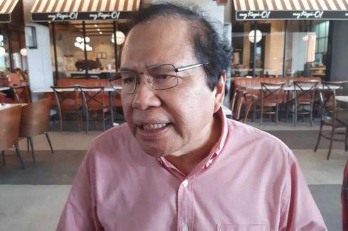 Rizal Ramli: Negara-negara Produsen Beras Mulai Mengerem Ekspor