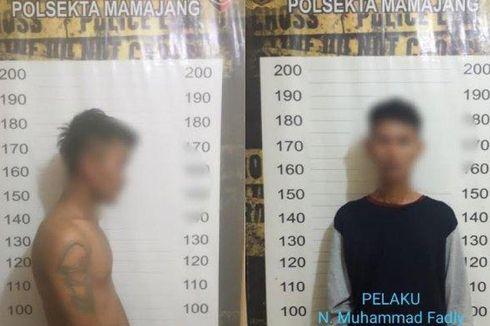 Aniaya Wanita Hamil dan Suaminya, 2 Juru Parkir Liar di Makassar Ditangkap