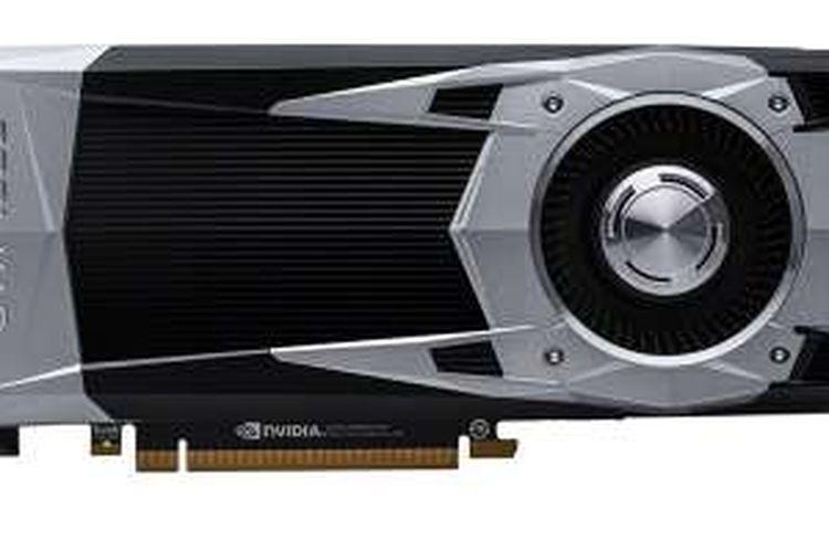 Kartu grafis Nvidia GeForce GTX 1060