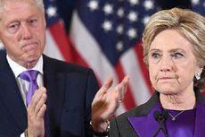 Hillary Bikin Buku dari Pengalaman Pilpres 2016