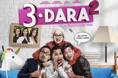 Sinopsis Film 3 Dara 2, Ketika 3 Pria Tampan Dipaksa Jadi Bapak Rumah Tangga