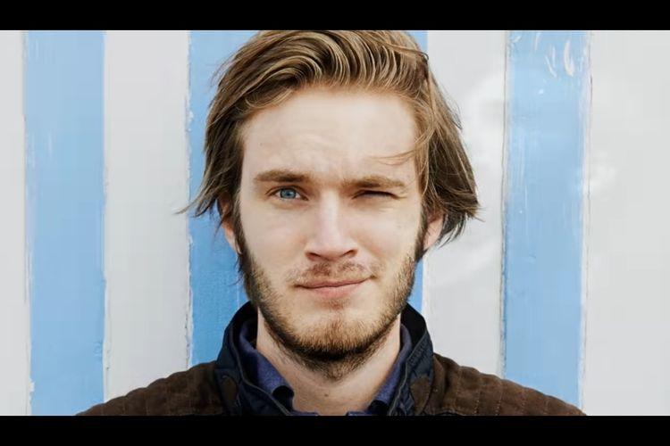 YouTuber Felix Kjellberg.