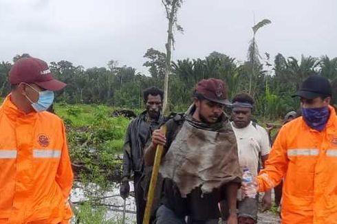 Cerita Syarif, Tersesat di Hutan Papua, Makan Buah Biji Anggrek untuk Bertahan