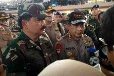 Kapolri dan Panglima TNI Hadiri Haul Emas