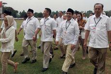 Bagai Pembukaan Asian Games, Gerindra Gelar Apel Konsolidasi Partai