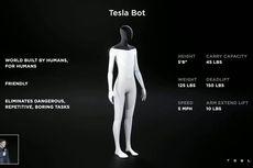 Mengenal Tesla Bot, Robot Berbentuk Manusia Ciptaan Elon Musk