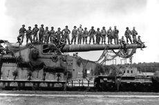 Kisah Perang: 6 Meriam Terbesar yang Pernah Dipakai Bertempur