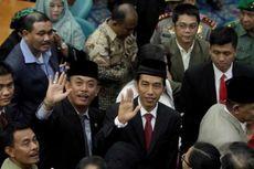 Dari Tempat Kecil Ini, Pakaian Pelantikan Presiden Jokowi Dibuat