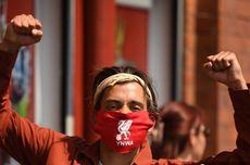 Pesta Perayaan Fan Liverpool Tak Terkendali, Bangunan Bersejarah Kebakaran