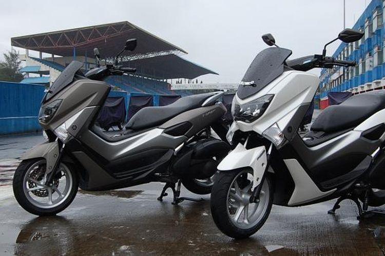Yamaha Nmax siap bersaing di pasar skutik Tanah Air