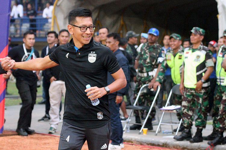Direktur PT Persib Bandung Bermartabat, Teddy Tjahyono.