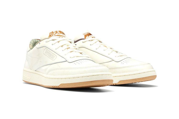 Club C 85 Classic White