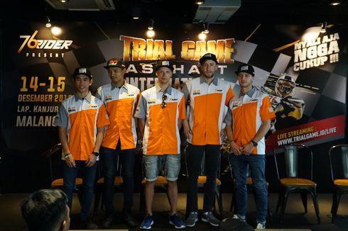 Malang, Tuan Rumah Seri Penutup Kejuaraan Supermoto Trial Game Asphalt