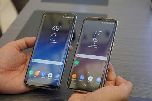 Samsung Setop Update Keamanan untuk Ponsel Galaxy S8