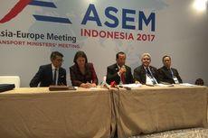 Tingkatkan Konektivitas, Negara-negara Asia dan Eropa Sepakati Deklarasi Bali