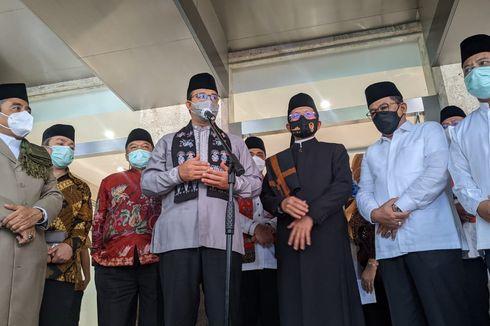 PPKM Jakarta Kembali Diperpanjang hingga 3 Mei 2021