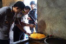 Fakta Polisi Gerebek Pabrik Mie Formalin di Cianjur, Sudah Beroperasi 2 Tahun hingga Sehari Produki 300 Kg