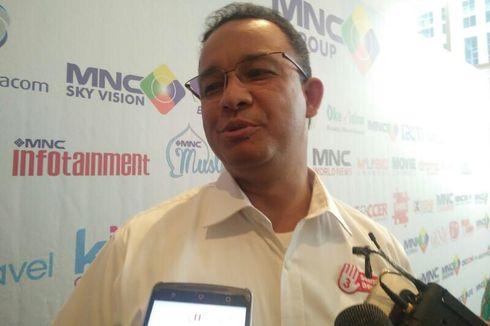 Anies Anggap Survei Charta Politika