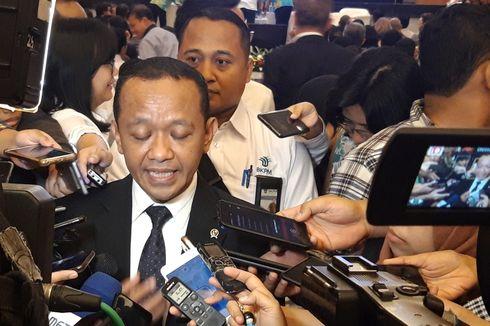 Kepala BKPM: Lewat Omnibus Law, Izin UMKM Selembar Saja Selesai