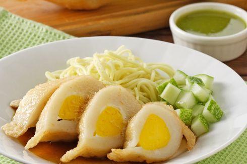 Beli Pempek di Palembang, Dibungkus Atau Makan di Tempat, Kena Pajak 10 Persen