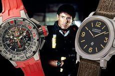 Lima Jam Tangan Sylvester Stallone Dilelang, Mau?